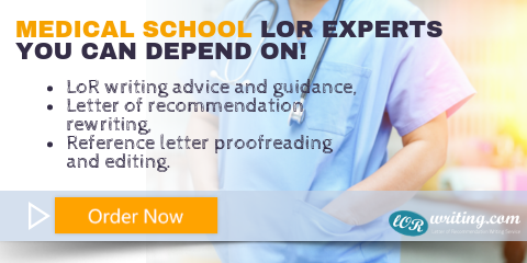 best lor writing services for medical school