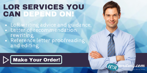 best letter of recommendation writing service online