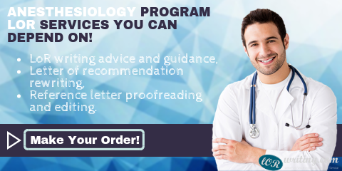lor for anesthesiology writing service